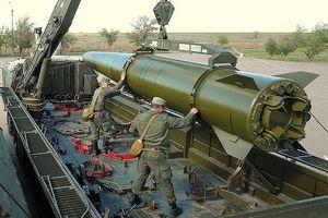 Nga triển khai 10 tổ hợp Iskander-M diễn tập quy mô lớn