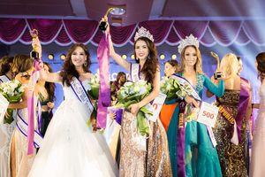 Người đẹp Việt Nam đăng quang Hoa hậu Đại sứ Du lịch Thế giới 2018