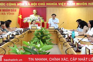 Các dự án của Trung ương Hội LHPN Việt Nam phát huy hiệu quả ở Hà Tĩnh