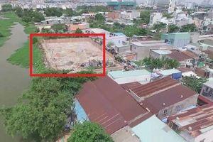 Người dân tố cáo xây dựng trái phép tại P.5, Q.Gò Vấp, TP.HCM