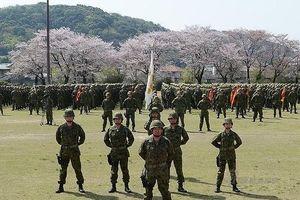 Nhật tung quân đoàn đánh bộ tới gần Senkaku, đối phó Trung Quốc