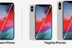 Apple sẽ 'chốt' tên cho iPhone 2018 như thế nào?