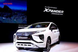 Giá lăn bánh Mitsubishi Xpander vừa ra mắt