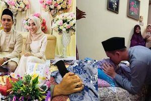 Cô dâu qua đời không đầy một ngày sau đám cưới và câu chuyện cảm động đằng sau