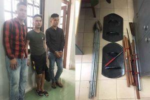 Thanh Hóa: Bắt giữ 3 đối tượng giam người để siết nợ
