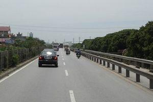 Dừng Dự án BOT hoàn chỉnh QL3 mới đoạn Hà Nội - Thái Nguyên và Chợ Mới - Bắc Kạn
