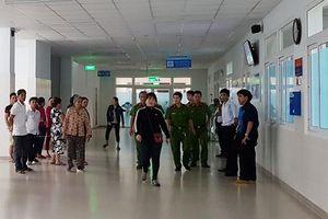 Thai phụ chết sau ca phẫu thuật buồng trứng: Sở Y tế Quảng Ngãi thông tin chi tiết