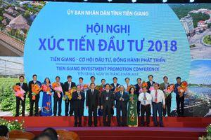Vietcombank cam kết đồng hành phát triển kinh tế - xã hội tỉnh Tiền Giang