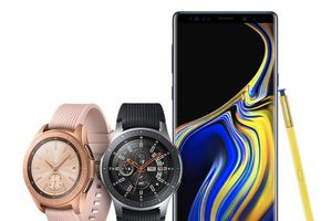 Samsung Galaxy Watch: hỗ trợ LTE, pin 1 tuần