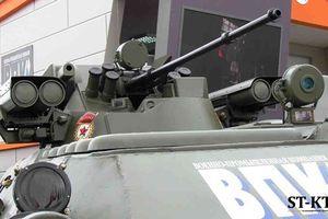 'Quái thú lục quân' BTR-87 Nga, thần hộ mệnh cho binh sĩ trên chiến trường