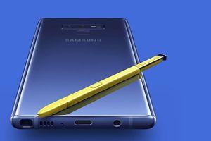 Bút S Pen mới của Note 9 sử dụng như thế nào?