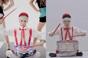 MV mới của Zero 9 lại chiêu trò cosplay G-Dragon, Chi Pu, Bích Phương