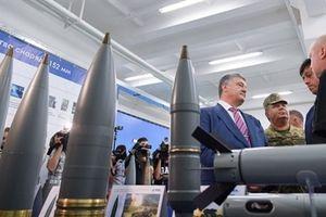 Ukraine trình làng thế hệ đạn Nga-Mỹ chưa có