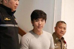 Tài tử Thái Lan bị cảnh sát ập vào bắt giữ trên phim trường
