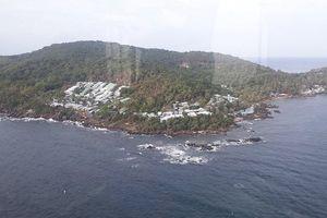 Cứu sống 9 ngư dân sau nhiều giờ chìm nổi trên biển Phú Quốc