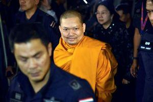 'Nhà sư xa hoa' Thái Lan lãnh án 114 năm tù