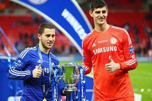 Chelsea nổi giận khi Courtois 'trở mặt', lôi kéo Hazard!
