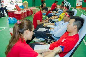 Tuổi trẻ PVCFC tổ chức hiến máu nhân đạo kết nối trái tim Việt