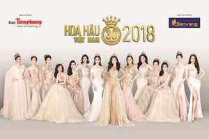 Hoa hậu Việt Nam trong suốt 30 năm hội tụ: Vì sao Phan Thu Ngân vắng mặt?