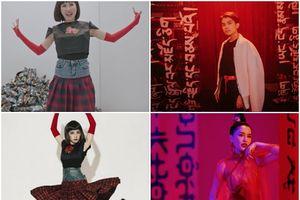 Hết lấy cảm hứng từ G-Dragon, Zero9 còn bắt chước Hòa Minzy và Chi Pu