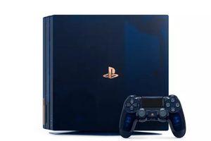 Sony kỷ niệm bán 500 triệu máy PlayStation với phiên bản 2TB PS4 Pro