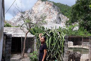 Tĩnh Gia (Thanh Hóa): Dân phản đối Công ty Thành Phát nổ mìn gây nguy hiểm