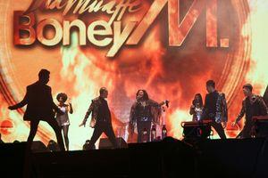 Cháy cùng Boney M tại Vinpearl Nha Trang