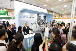 'Đẩy mạnh tăng trưởng ngành sản xuất Việt Nam với khái niệm mới về nhà máy thông minh'