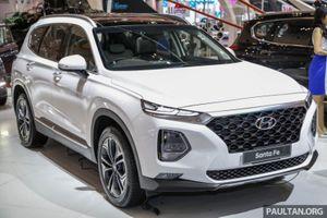 Hyundai SantaFe 2019 về Việt Nam vào cuối năm nay?