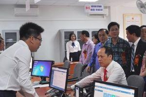 Thành phố Hà Tĩnh tiên phong chấm điểm 'sếp'