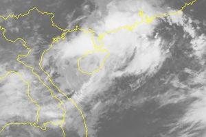 Áp thấp nhiệt đới gây mưa lớn ở Bắc Bộ, Bắc Trung Bộ
