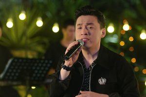 Lam Trường giới thiệu ca khúc mới, kết thúc dự án cover