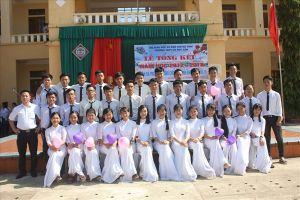 Một lớp học vùng 'rốn lũ' Hà Tĩnh có 34/34 học sinh đỗ đại học các trường top đầu