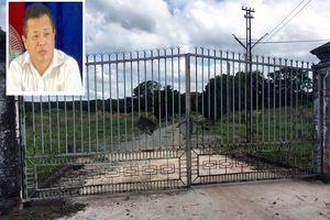 'Bùa' mua đất giá rẻ, cựu Bí thư Bến Cát Nguyễn Hồng Khanh bị bắt