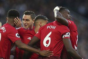 Ngôi sao Paul Pogba lại khiến M.U 'sung sướng'