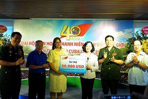 Kỷ niệm 40 năm Liên hoan thanh niên, sinh viên thế giới lần thứ 11