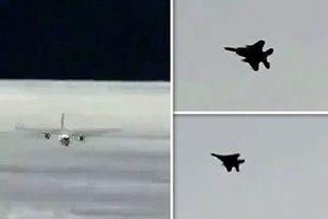 Tiêm kích truy đuổi Q400 bị cướp: Nhân chứng ngỡ trình diễn máy bay