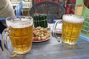 Bình quân mỗi người Việt uống hết 60 lít bia/năm
