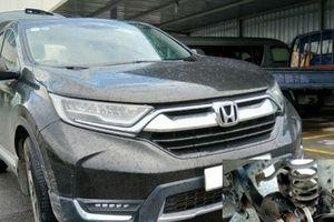 Ô tô Honda mới mua nửa năm đã rỉ sét: Cục Đăng kiểm Việt Nam nhập cuộc