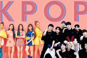 MV Kpop tuần qua: Liệu Red Velvet có hot hơn 'tân binh khủng long' của nhà JYP?