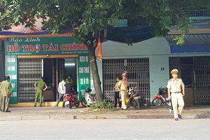 Nam Định: Tạm giữ 4 đối tượng liên quan đến vụ nổ súng khiến một người chết