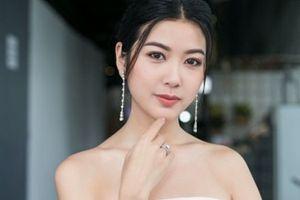 Á hậu Thúy Vân tiết lộ về quãng thời gian u tối nhất trong đời