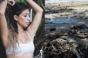 Nữ ca sĩ 25 tuổi chết lõa thể do bị cưỡng hiếp khi đi du lịch