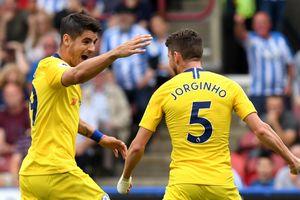 Tân binh lập công, Chelsea thắng tưng bừng trận ra quân