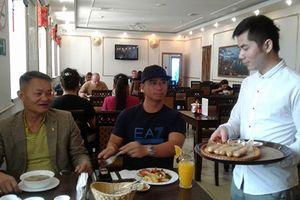 Quán ăn của người Việt ở Nga