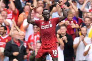 Liverpool vs West Ham (4-0): Thầy trò Klopp lên ngôi đầu bảng