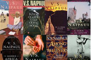 Nhà văn đoạt giải Nobel 2001 VS Naipaul qua đời