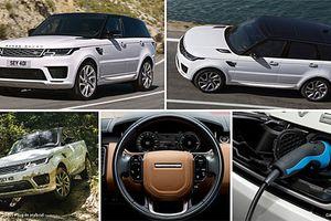 Range Rover Sport bản plug-in hybrid giá từ 1,82 tỷ đồng