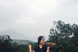 Cô gái 23 tuổi và kênh YouTube giới thiệu về văn hóa ẩm thực Việt Nam