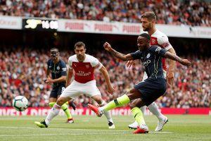 Arsenal vs Man City Đẳng cấp nhà vô địch